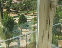 apartamento rey lorca con cercas y wlan