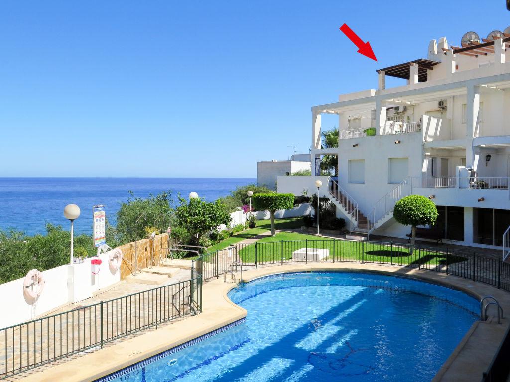 Ferienwohnung Bella (MOJ161) (1059840), Mojacar, Costa de Almeria, Andalusien, Spanien, Bild 1