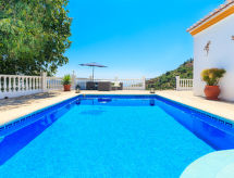 Nerja - Dom wakacyjny Villa Rosa Blanca