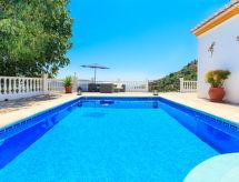 Nerja - Maison de vacances Villa Rosa Blanca