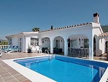 Nerja - Vakantiehuis Villa Jacaranda