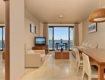 Torrox Costa - Appartement 2 bedrooms front sea view