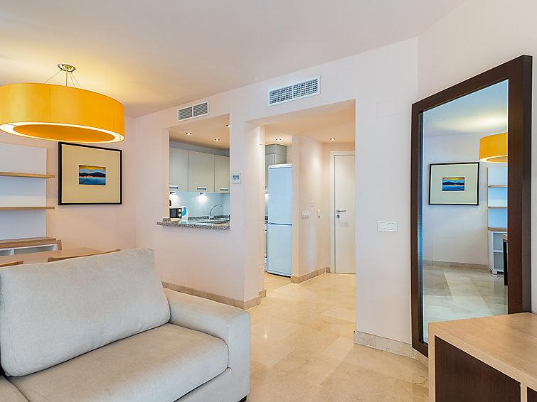 front seaview, 1 bedroom in Torrox