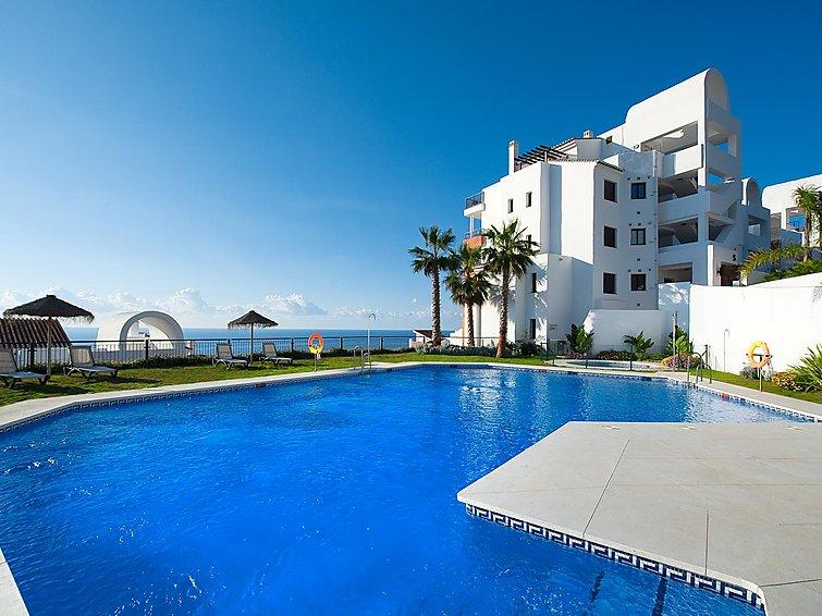 front seaview, 1 bedroom in Torrox - Apartment - Torrox Costa