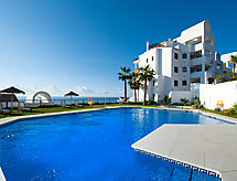 Torrox Costa - Appartement in Torrox Coast, front seaview