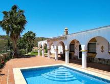 Torrox Costa - Vakantiehuis Villa Sol (TOX155)