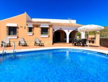 Torrox Costa - Vakantiehuis Casa Bonita