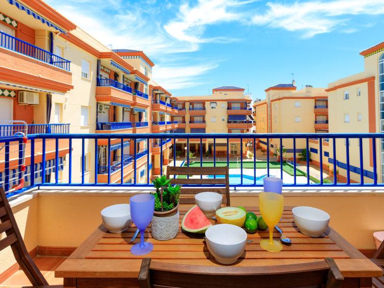 ES5420.8.1 - Apartamento Paraiso, Torrox Costa, Costa del Sol