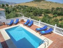 La Axarquía/Almogía - Holiday House Pendle heights