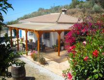 Rincón de la Victoria - Holiday House Finca Trigueros - casa palmito