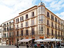 Málaga - Appartement La Alcazabilla