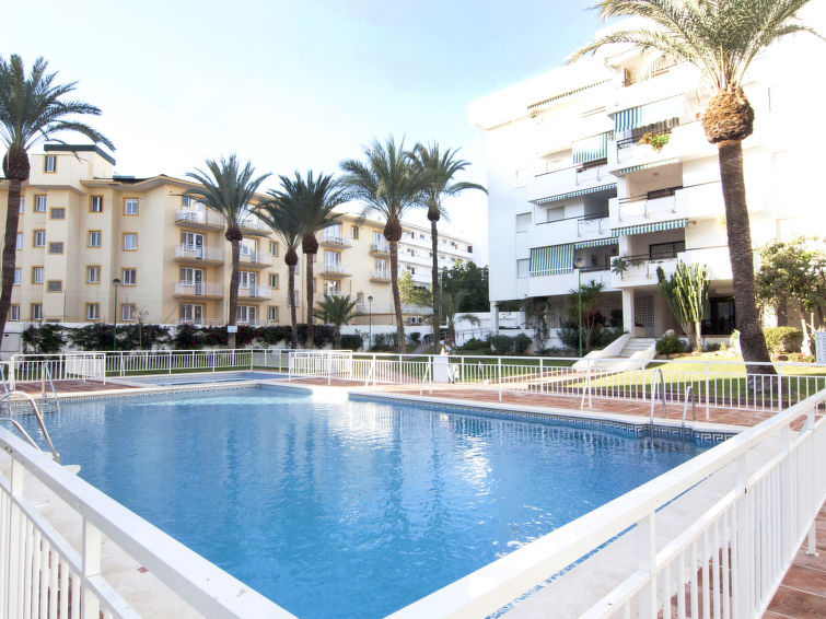 Genial Appartement Carihuela Playa, Torremolinos, Eté