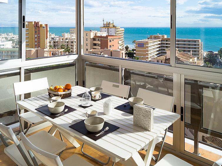 Ferielejlighed Apartamentos Triaria med vaskemaskine og mikrobølgeovn