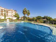 Benalmádena Costa - Ferienwohnung Apartamentos Residencial El Parque