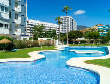 Benalmádena Costa - Appartement Apartamentos Costa Mar