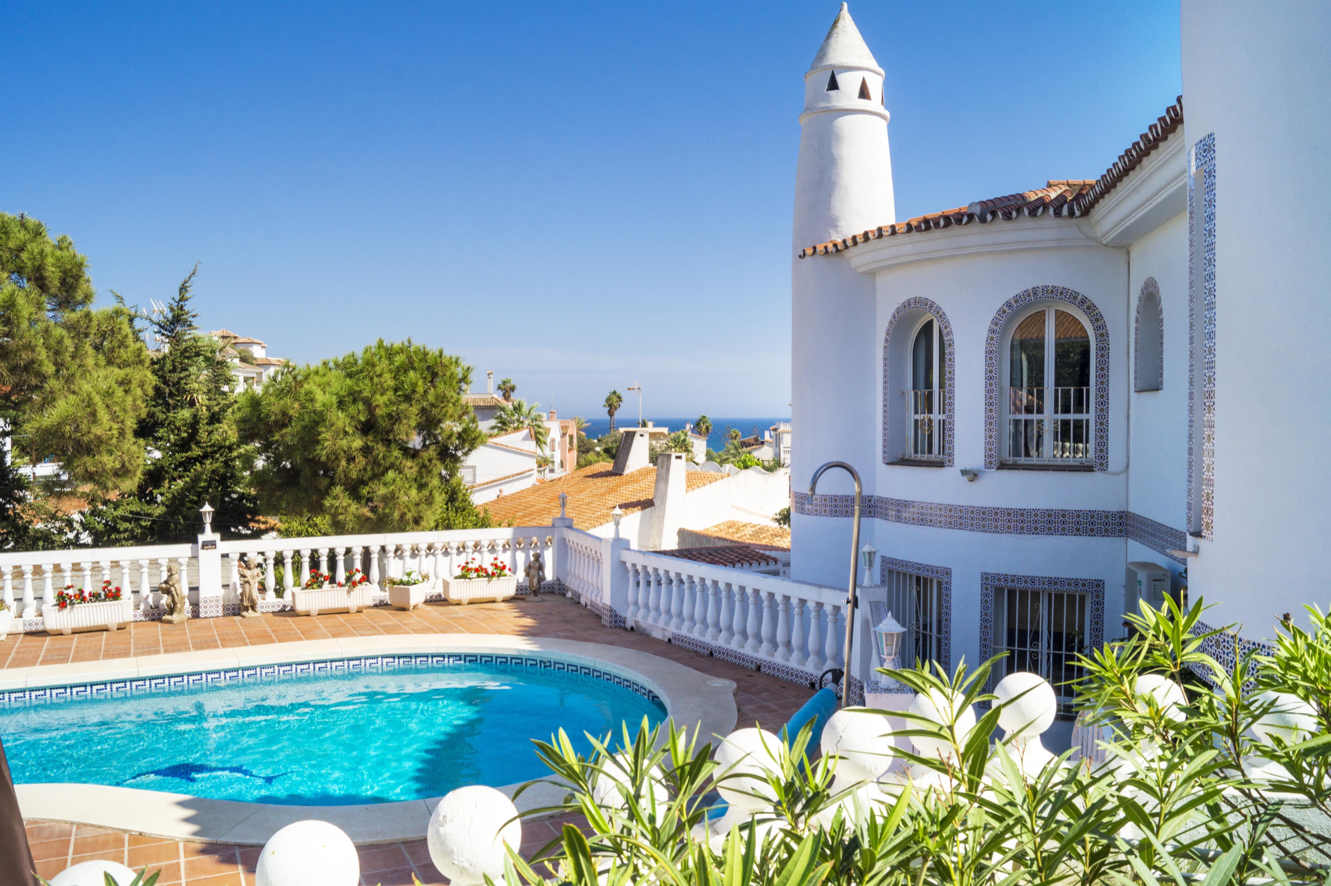 Casa villa andalucia a mijas costa spagna - Casa home malaga ...