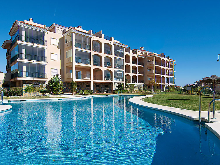 Tatil Daire Apartamentos la Mirada Mikrodalga ile ve bisikletli ovalar için