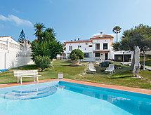 Villa Las Farolas geeignet für BBQ und mit Mikrowelle