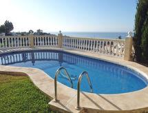 Fuengirola - Dom wakacyjny Villa Vista