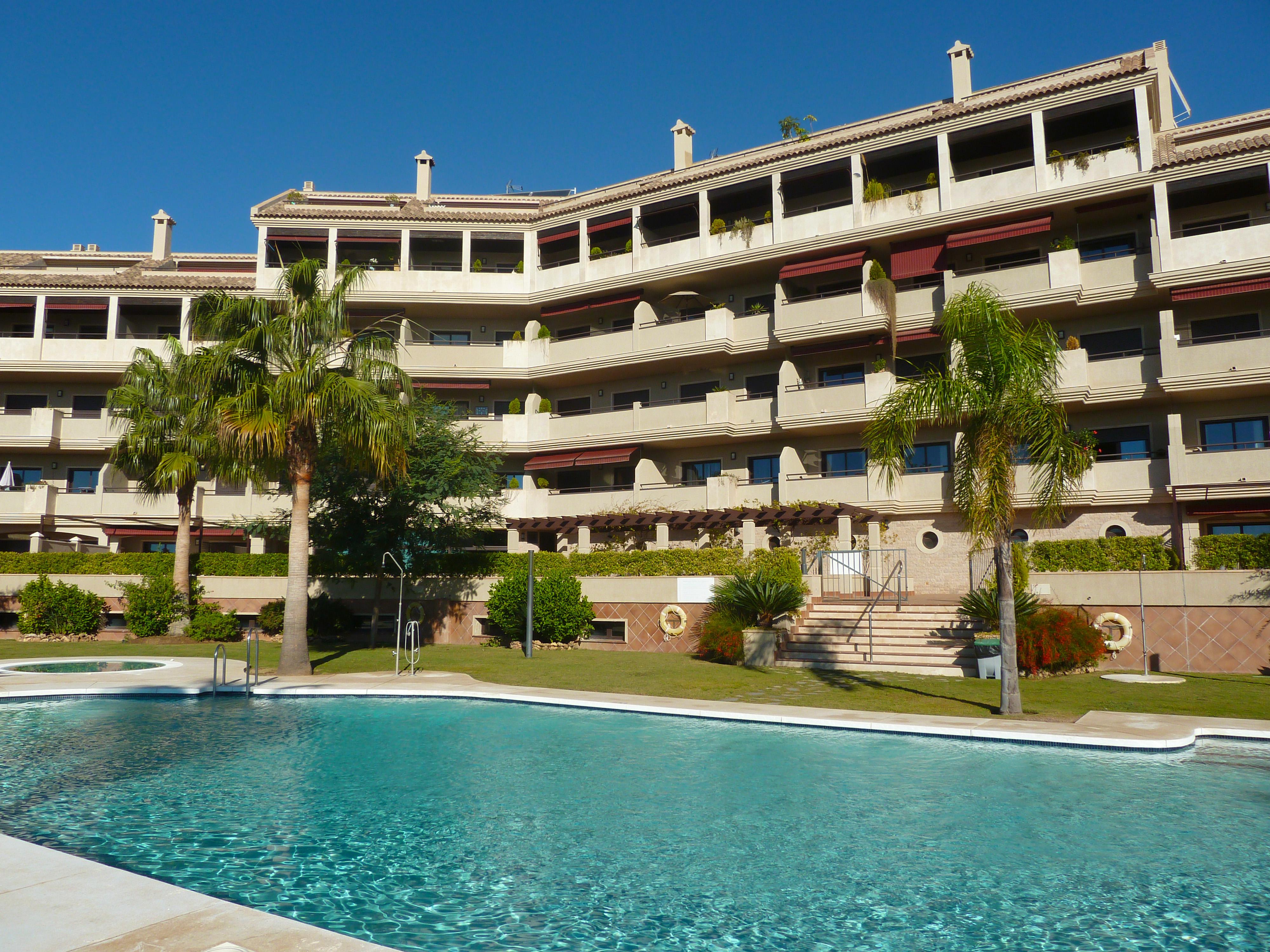 Apartment Mirador de la Yesera in Fuengirola, Spain ES5675.545.1 ...