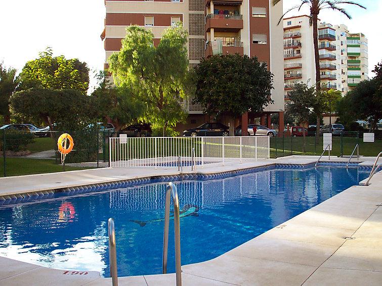 Ferielejlighed Apartamentos Torresol med pool og vaskemaskine