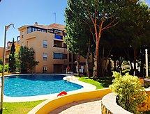 Elviria, Marbella - Apartamenty Apartamento Hacienda Playa