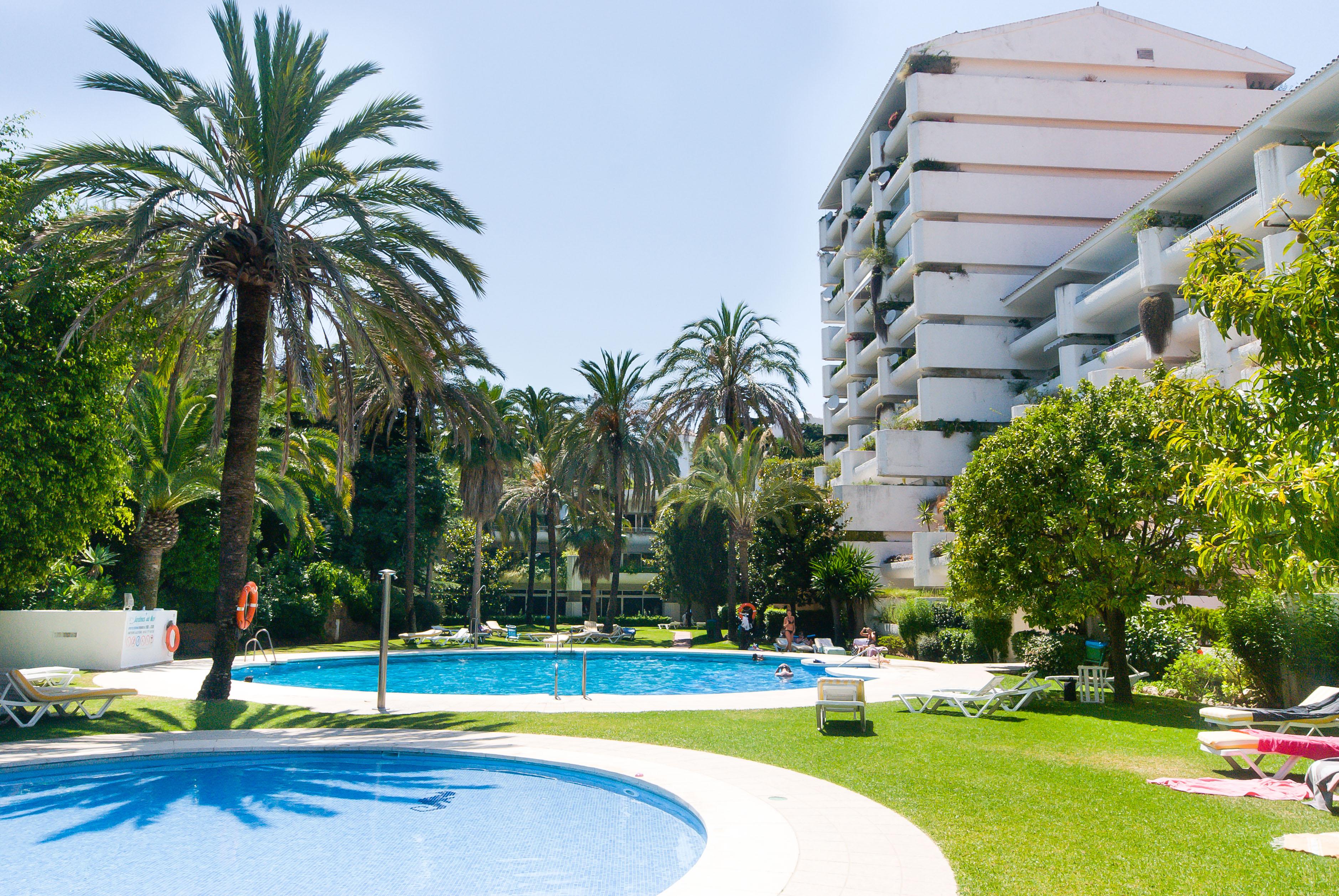 Apartment Jardines Del Mar in Marbella Spain ES3