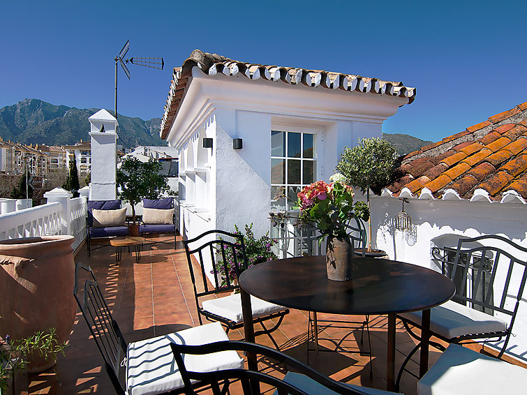 Holiday House Marbella old town in Marbella ES5720.118.1 ...