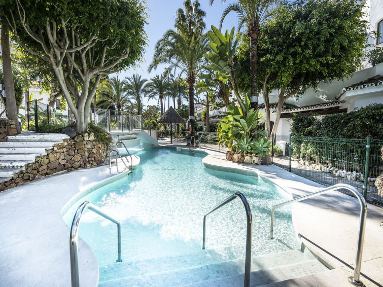 Golden beach Apartment in Marbella