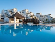 Estepona - Apartment in 4****resort frontbeach apartment
