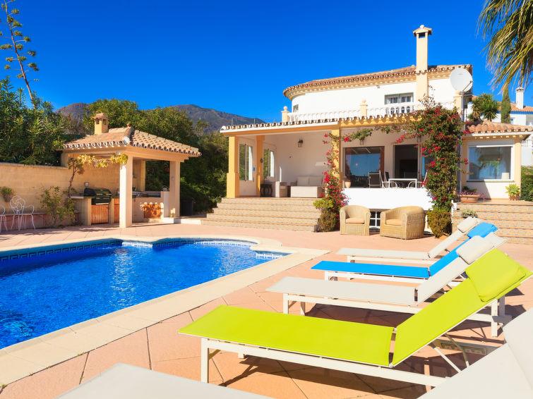 met je hond naar dit vakantiehuis in Estepona