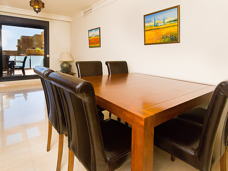 Las Salinas - Apartment - Estepona