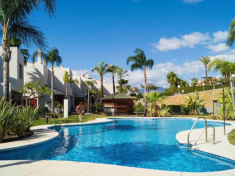 Ferie hjem Riviera Beach med terrasse og gårdhave