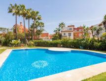 Estepona - Dom wakacyjny Garden Beach