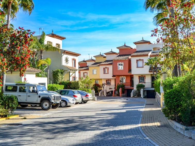 Garden Beach - Chalet - Estepona
