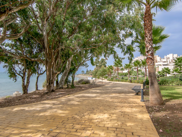 Garden Beach Accommodation in Estepona