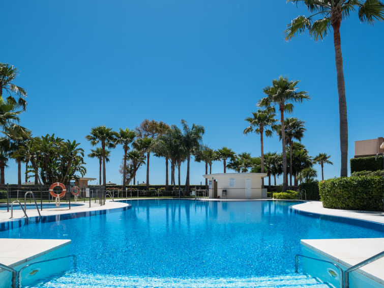 Beachy Bliss Apartment in Estepona