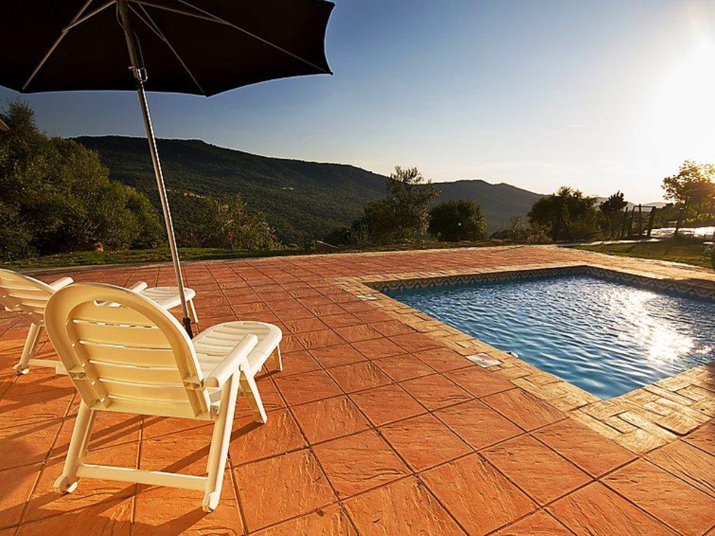 Casa De Vacaciones El Mirador In Sierra De C Diz Ubrique Espa A  # Muebles Ubrique