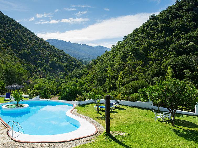Ferie hjem Casa El Bosque (Huertezuelo)