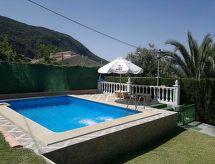 Sierra de Cadiz / El Bosque - Casa de vacaciones Casa Rural Bohorquez