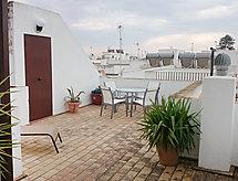 Centro con terraza y tv