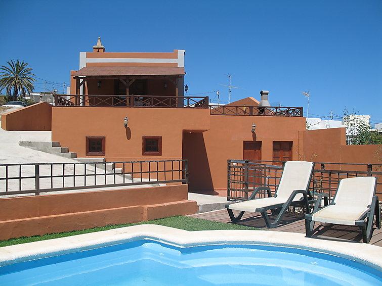 Ferienhaus Teneriffa Mit Pool , Ferienhaus Casa El Escobonal In Tenerife Güimar Spanien Es6023 4 1