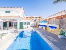 Callao Salvaje - Vakantiehuis Villa Nina