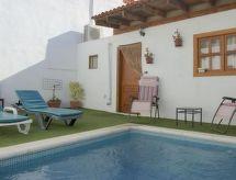 Granadilla - Casa de vacaciones Samuel