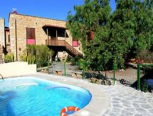 Granadilla - Ferienhaus Casa Rural La Venta - La Atarjea