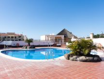 Los Cristianos - Appartement Fewo Lilie