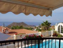 Villa Anita med pool og mikrobølgeovn