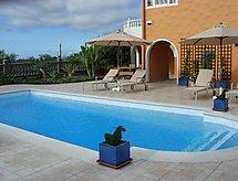 Chalet Chayofa med pool og ovn