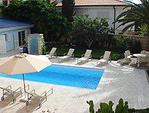 Poolhaus Chayofa med opvaskemaskine og terrasse
