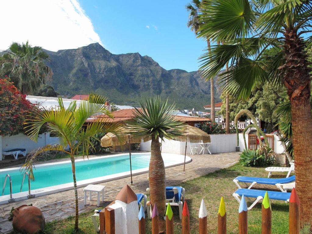 Appartement de vacances El Castillo (BUV130) (115038), Buenavista del Norte, Ténérife, Iles Canaries, Espagne, image 13